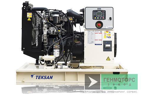 Дизельный генератор (электростанция) Teksan TJ50PE5C