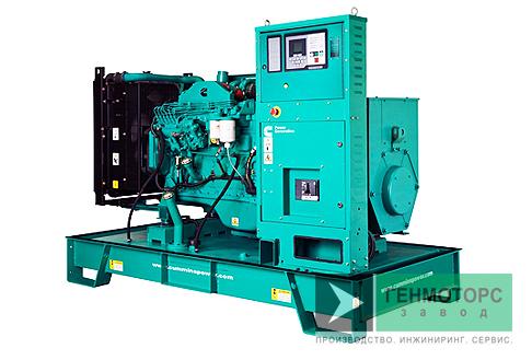 Дизельный генератор (электростанция) Cummins C55D5