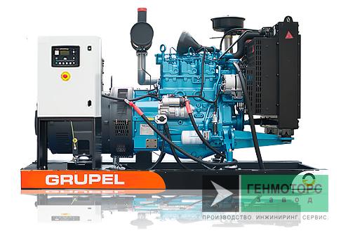 Дизельный генератор (электростанция) G34BDGR Grupel