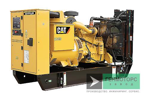 Дизельный генератор (электростанция) Caterpillar DE250E0