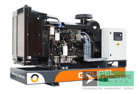 Дизельный генератор (электростанция) Grupel G1900MSST