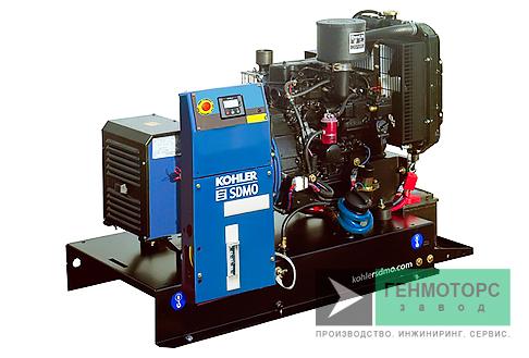 Дизельный генератор (электростанция) SDMO T9KM