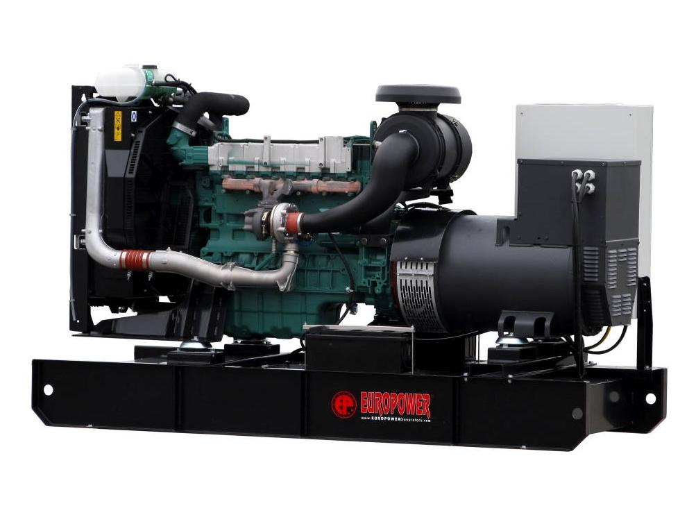 Дизельный генератор (электростанция) Europower EP 200 TDE